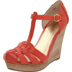 036d539b7a Seychelles Good Intentions T-Strap Wedge