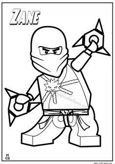 ninjago ausmalbilder - ausmalbilder für kinder | ninjago | pinterest | ausmalen, ausmalbilder