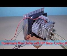how to make a mini fridge without electricity