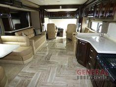 New 2016 Thor Motor Coach Venetian A40 Motor Home Class A - Diesel at General RV   Birch Run, MI   #133681
