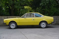 LANCIA BETA COUPE 1800, First series