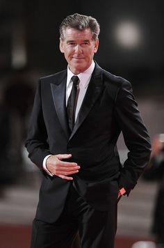 Pierce Brosnan at Venice Film Festival 2012