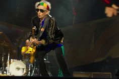 KR on stage in Madrid