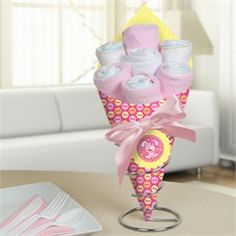 instead of diaper cake?!