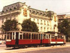 Stadtverkehrs-Geschichte Wien   Wiener Tramwaymuseum Old Steam Train, U Bahn, Museum, Porsche Design, Vienna, Vintage, Trains, Heidelberg, Vintage Photos