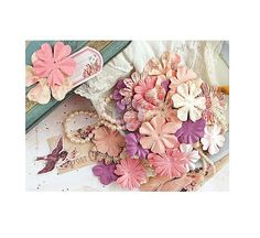 Prima TALES of YOU & ME Collection Flower by SeptemberPlayground