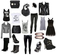 what to wear to a rock concert in the winter