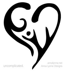 Hebrew Symbol for Love | Logos and crests require customization. Customized products are non ...
