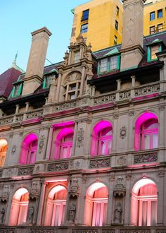 breast cancer awareness month, ralph lauren / New York