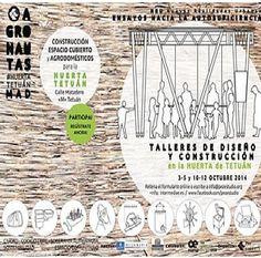TALLERES GRATUITOS DE DISEÑO Y CONSTRUCCIÓN INFRAESTRUCTURAS ECOLÓGICAS ecoagricultor.com