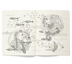 Hermès coloring book