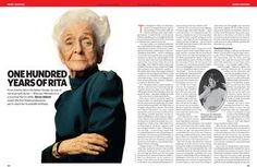 Neuroscience: One hundred years of Rita    From a home lab to the Italian Senate, by way of nerve growth factor — Rita Levi-Montalcini is a scientist like no other. Alison Abbott meets the first Nobel prizewinner set to reach her hundredth birthday.