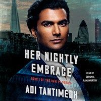 Sendhil Ramamurthy expertly narrates the first audiobook in the author's humorous trilogy about a former teacher turned private investigator with a sp