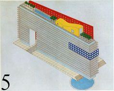 Arquitectonica. GA Houses. 8 1981: 108
