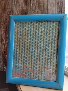 Dark Tide, Distressed Frames, Different Colors, Picture Frames, Recycling, It Is Finished, The Originals, Wood, Glass