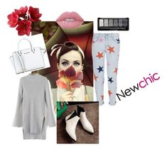 """""""Chic Outfit"""" by women-miki ❤ liked on Polyvore featuring STELLA McCARTNEY, MICHAEL Michael Kors and Lime Crime"""