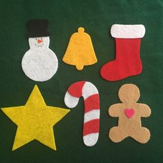 This item is unavailable Large Felt Christmas Tree Preorder F Christmas Decorations For Kids, Felt Christmas Ornaments, Christmas Activities, Kids Christmas, Handmade Christmas, Tree Decorations, Felt Tree, Tree Tree, Diy Weihnachten