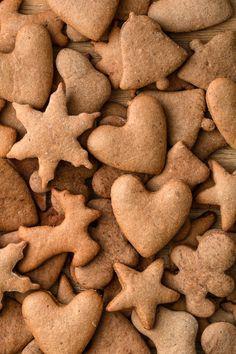 Idealne miękkie pierniczki i boska krajanka (7 składników) - Wilkuchnia Spice Cookies, Xmas Food, Polish Recipes, Some Recipe, Gingerbread Cookies, Sweet Recipes, Delicious Desserts, Food Porn, Food And Drink