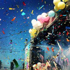 Milkshake Festival Amsterdam #timeofyourlife