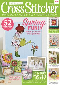 Cross Stitcher - Issue 276 - Mar.2014