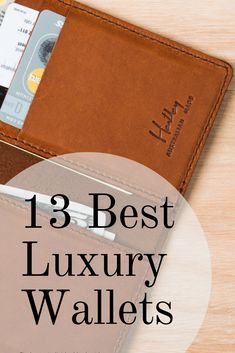 e1f6af293a7f Wallets are often a forgotten accessory for the modern man. Carry in style  with our