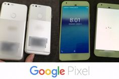 White Google Pixel Pixel XL leak in Mr. Postblurrycam pics