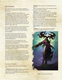 Homebrew material for edition Dungeons and Dragons made by the community. Dungeons And Dragons Races, Dungeons And Dragons Classes, Dnd Dragons, Dungeons And Dragons Homebrew, Dnd 5e Races, D D Races, Mythological Creatures, Fantasy Creatures, Mythical Creatures