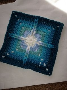 Gorgeous Crochet Afghan Squares: 10 FREE crochet patterns in a collection on Moogly!~k8~