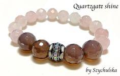 Handmade Bracelet Natural Gemstone  Quartzgate shine  orders/zamówienia    szychulskam@gmail.com    iMessage / Whatsapp +48888153231