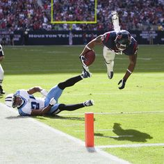 This guy is awesome! <3 Arian Foster