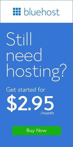 Bluehost, l'hébergement le plus recommandé pour Wordpress Best Server, Wordpress, Hosting Company, Get Started, Digital Marketing, How To Plan, My Love, Service, Environment