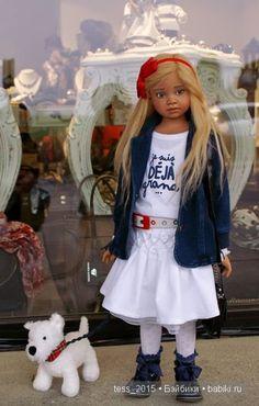 Авторские куклы Angela Sutter / Коллекционные куклы Angela Sutter / Бэйбики. Куклы фото. Одежда для кукол
