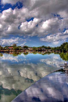 ~~Reflections of Skyland - Phuket, Thailand by John Sheer~~