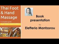 Thai Foot & Hand Massage - my book trailer Book Presentation, Hand Massage, Fashion Now, Festivals, My Books, Rest, Writing, Beauty, Style