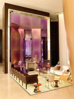 Yoo South Beach Miami Residences designed by Philippe Starck :: 2004