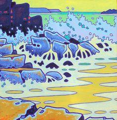 Gilles Mével - Artiste Peintre - Bretagne et Portugal