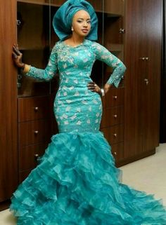 15 Beautiful Bride Traditional Dresses That's Look Glamorous On All Sorts Of Brides -To-Be - Ankara collections brings the latest high street fashion online African Dresses For Women, African Print Dresses, African Attire, African Fashion Dresses, African Women, African Prints, Ghanaian Fashion, African Wear, African Beauty