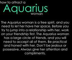 The Book Of Aquarius - Aquarius Woman - Wattpad