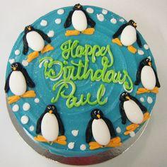 Penguin Paul Cake