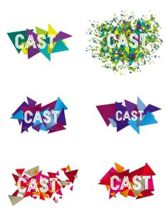 Cog Design has created the identity for Cast, a new venue in Doncaster.