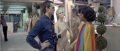 mahogany diana ross clothing | ... fashion designer /model, Tracy Chambers in 1975′s hit movie Mahogany