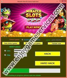 Miracle Slots & Casino mod strumento