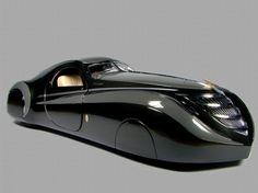 1939 Duesenburg Coupe Simone Midnight Ghost - Gorgeous!
