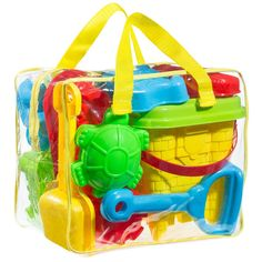 Buy FoxPrint Beach sand toy set Models and Molds Bucket, Shovels, Rakes & Reusable Zippered Bag, etc. will keep your child motivated for hours, colors may vary. Sand Toys, Water Toys, Happy Wishes, Beach Gear, Beach Toys, Outfit Trends, Outdoor Toys, Outdoor Fun, Zipper Bags