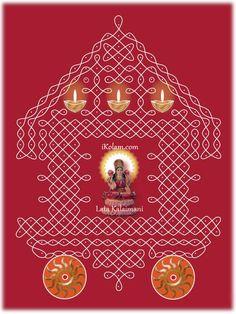 20 Best rangoli designs for Diwali 2015 to inspire you Best Rangoli Design, Small Rangoli Design, Rangoli Designs With Dots, Rangoli Designs Images, Beautiful Rangoli Designs, Worli Painting, Festival Rangoli, Buddha Decor, Special Rangoli