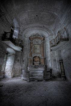an inside shot of our abandoned castle | Forgotten Places | Pinterest | Abandoned castles ...