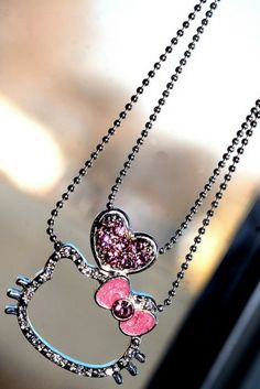 Hello kitty #necklace