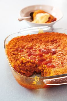 This laid-back Sunday-lunch pudding is what kitchen food is all about. Marmalade Pudding Cake - Nigella Lawson