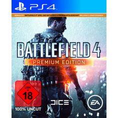 Battlefield 4 Premium Edition PS4 in 3D Shooter,Actionspiele FSK 18, Spiele und Games in Online Shop http://Spiel.Zone