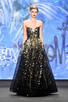 Naeem Khan Fall 2015